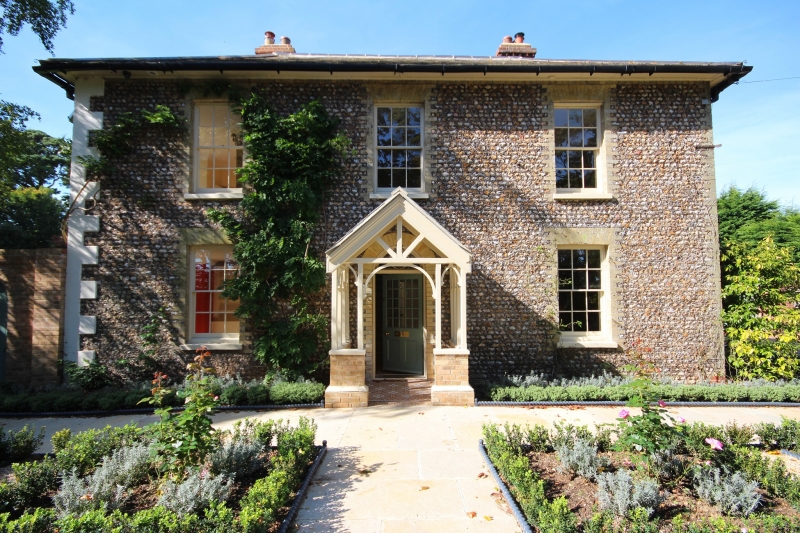 old Georgian House - Georgian House - West Sussex Property Agent, Sussex Home Search